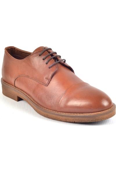 Mcp M-66255 Taba Klasik Erkek Deri Ayakkabı