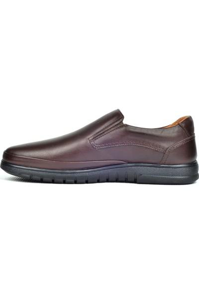 Mcp M-76283 Kahve Günlük Erkek Deri Ayakkabı