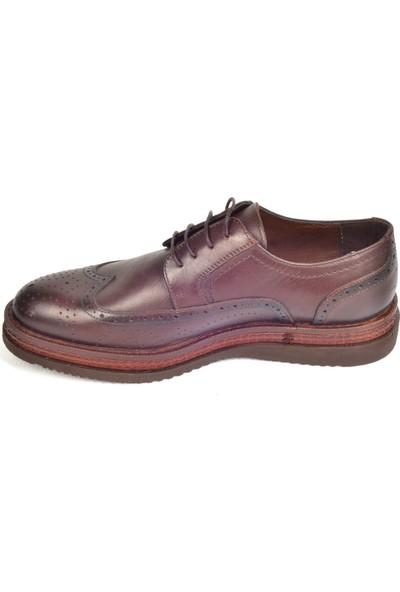 Mcp M-76314 Kahve Günlük Erkek Deri Ayakkabı