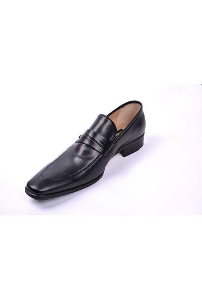 Nevzat Onay 7175-018 Siyah Klasik Erkek Ayakkabı