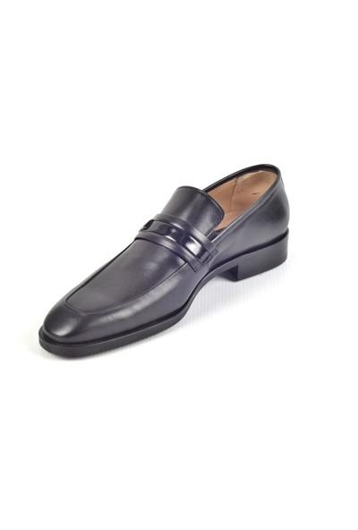 Nevzat Onay 9155-223 Siyah Klasik Erkek Deri Ayakkabı