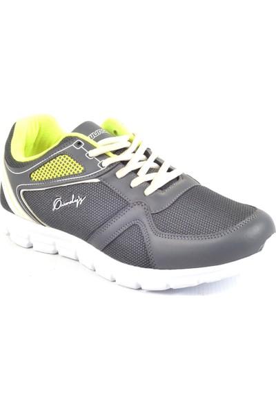 Owndays M-61190 Füme Fileli Günlük Erkek Spor Ayakkabı