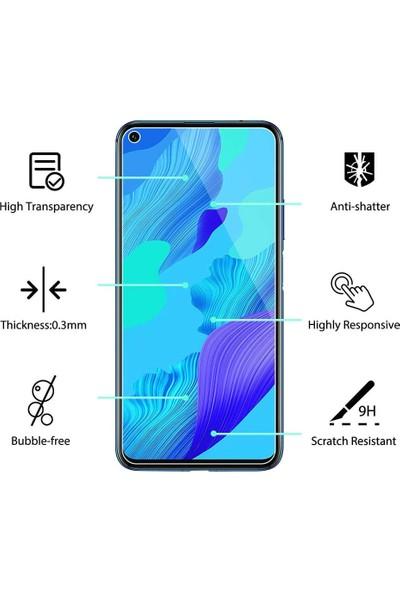 Telbor Huawei Mate 30 Lite Ultra Ekran Koruyucu Cam