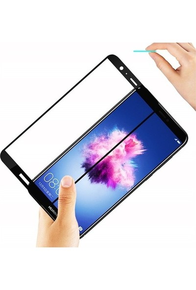 Telbor Huawei Y7 2018 Ultra Ekran Koruyucu Cam
