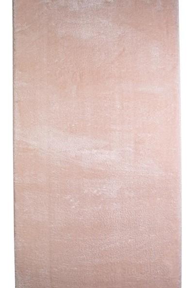 Aksu Halı Batik Jel Kaymaz Taban Post Pembe Kesme Yolluk Halı 80 x 150 cm