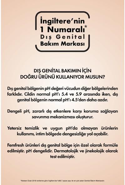 Femfresh Dış Genital Bölge Günlük Yıkama Jeli 250 ml x 2