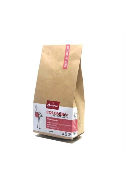 Lavinnia Colombia Excelso Ldc Yöresel Filtre Kahve 250 gr