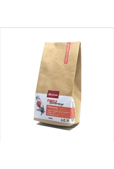 Lavinnia Peru Chanchamayo Yöresel Filtre Kahve 250 gr
