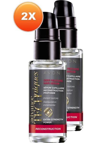 Avon Derinlemesine Onarıcı Saç Serumu 30 ml 2'li