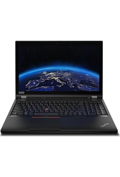"Lenovo ThinkPad P53 Intel Core i7 9750H 16GB 1TB SSD Quadro T2000 Windows 10 Pro 15.6"" FHD Taşınabilir Bilgisayar 20QN0064TX01"