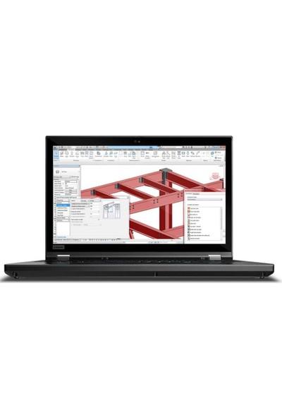 "Lenovo ThinkPad P53 Intel Core i7 9750H 64GB 1TB + 512GB SSD Quadro T2000 Windows 10 Pro 15.6"" FHD Taşınabilir Bilgisayar 20QN0064TX10"