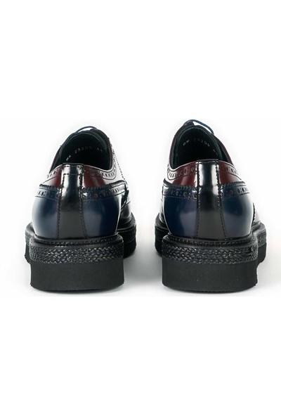 Mocassini Deri Bağcıklı Erkek Günlük Ayakkabı 23205