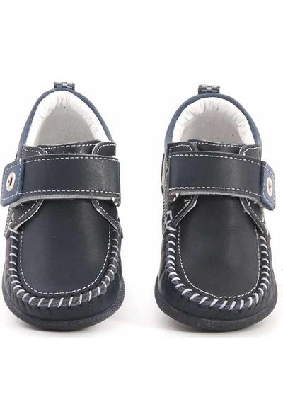 Moca Kids Deri Kız Çocuk Günlük Ayakkabı 025I