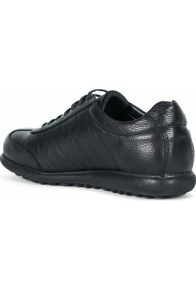 Kemal Tanca Deri Bağcıklı Erkek Günlük Ayakkabı C1