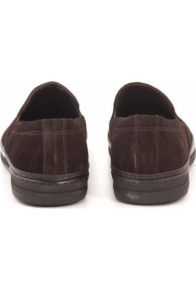 Mocassini Deri Bağcıksız Erkek Günlük Ayakkabı 1772