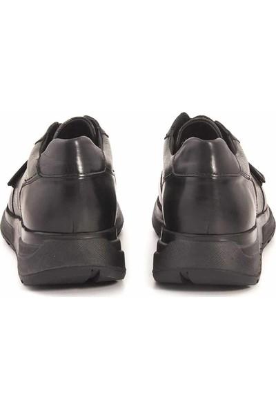 Mocassini Deri Bağcıklı Erkek Günlük Ayakkabı 58310