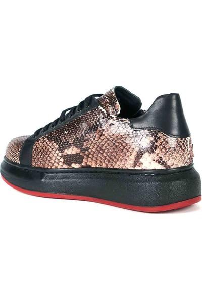 Mocassini Deri Bağcıklı Erkek Günlük Ayakkabı 58607