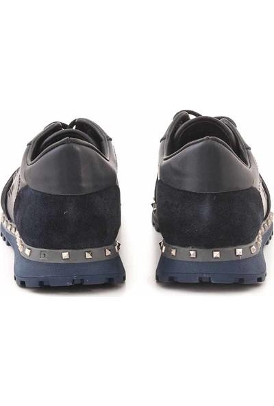 Mocassini Deri Bağcıklı Erkek Günlük Ayakkabı M1-8638