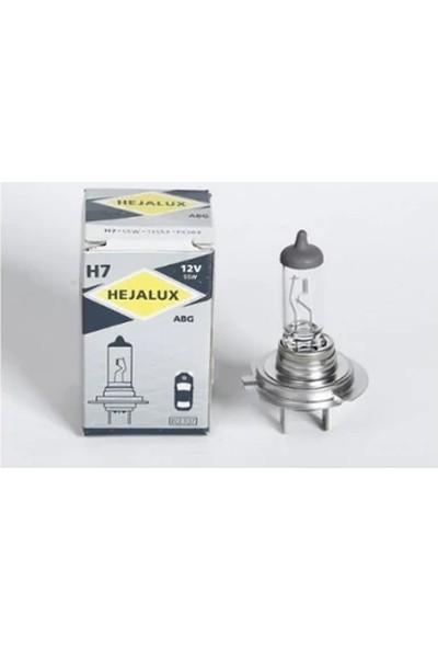 Hejalux H7 Ampul 12V 55W 13553 Çiftli X2