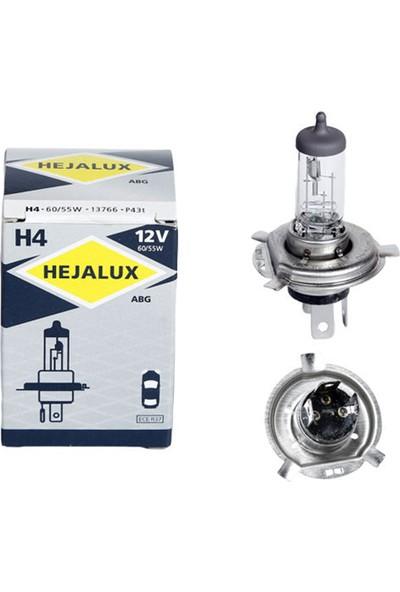 Hejalux H4 Ampul P43T 12 55W 13766