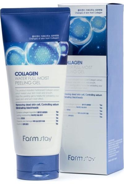 Farm Stay Collagen Water Full Moıst Peelıng Gel 180ML
