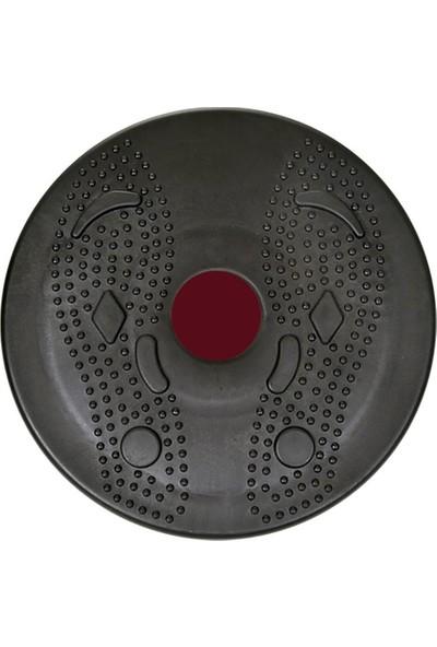 Jova 25 cm Siyah Twister