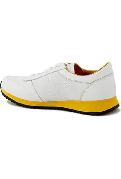 Kemal Tanca Deri Erkek Günlük Ayakkabı 9641