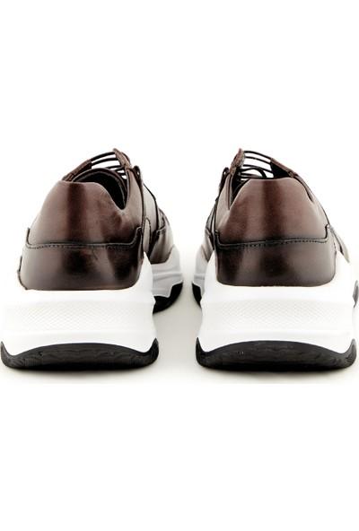 Kemal Tanca Deri Erkek Günlük Ayakkabı 4081