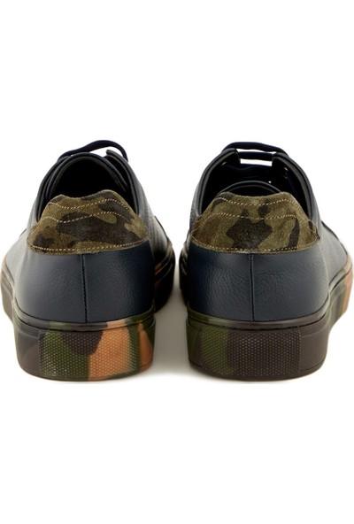 Mocassini Deri Erkek Günlük Ayakkabı 6517