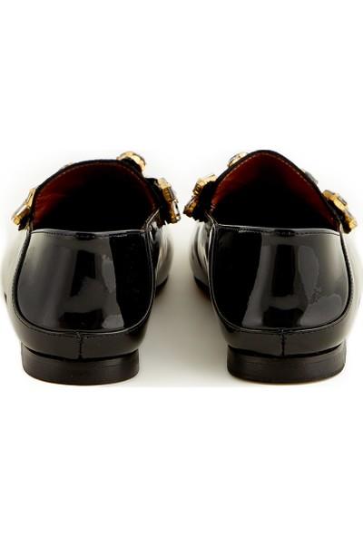 Rouge Deri Kadın Günlük Ayakkabı 611-14