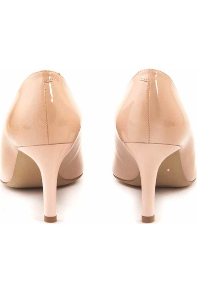 Kemal Tanca Stiletto Kadın Klasik Ayakkabı 21694