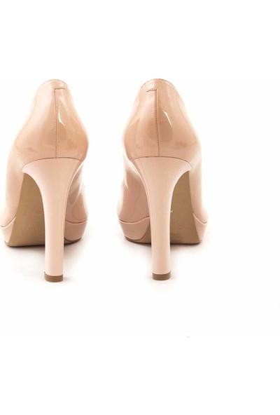 Kemal Tanca Stiletto Kadın Klasik Ayakkabı 23685
