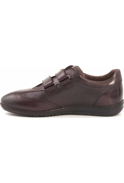 Mocassini Gold Deri Bağcıksız Erkek Klasik Ayakkabı 48103
