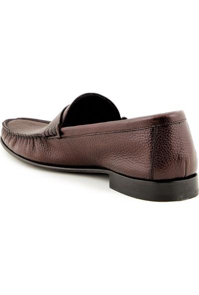 Kemal Tanca Deri Erkek Klasik Ayakkabı 8401