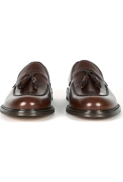 Kemal Tanca Deri Erkek Klasik Ayakkabı 12254-3R