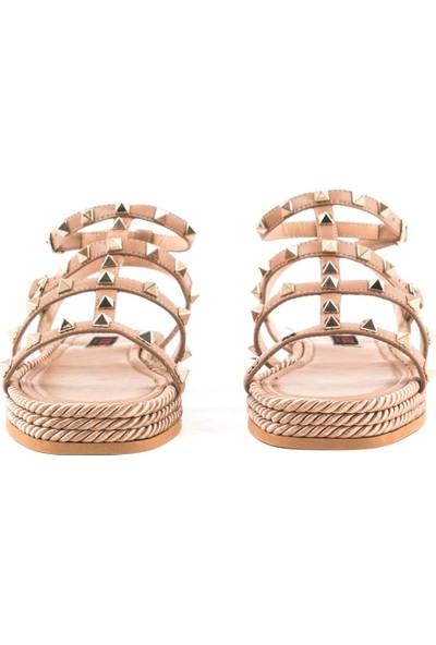 Rouge Deri Kadın Sandalet 15474680-100