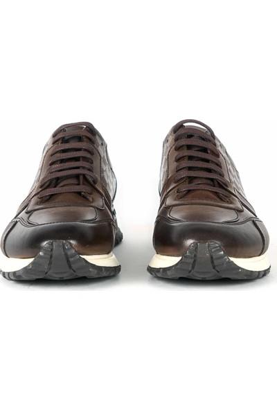 Mocassini Deri Erkek Spor&Sneaker M1-9857