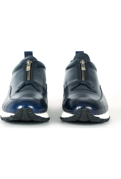 Mocassini Deri Erkek Spor&Sneaker D595