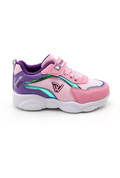 Kids World G-501 Anatomik Kız Çocuk Spor Ayakkabı Sneaker