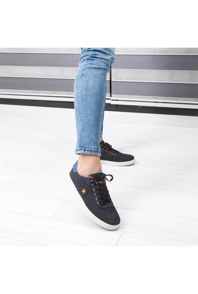 Dakırs Siyah Erkek Spor Ayakkabı