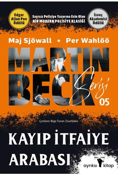 Kayıp Itfaiye Arabası - Per Wahlöö - Maj Sjöwall