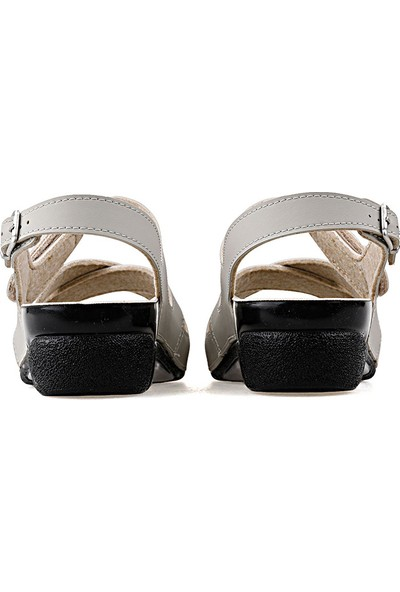 Ceyo Venedik-8 Günlük Anatomik Kadın Sandalet