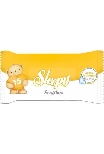 Sleepy Mega Paket 6 Beden Külot Bez 160'LI 17+ kg - Islak Mendil