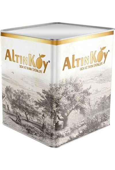 Altınköy Teneke Natural Köy Kırma Zeytin 10 kg