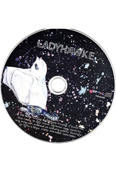 Ladyhawke - Ladyhawke CD