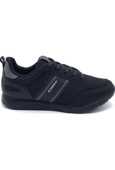 Conpax 5059 Siyah Kadın Spor Ayakkabı