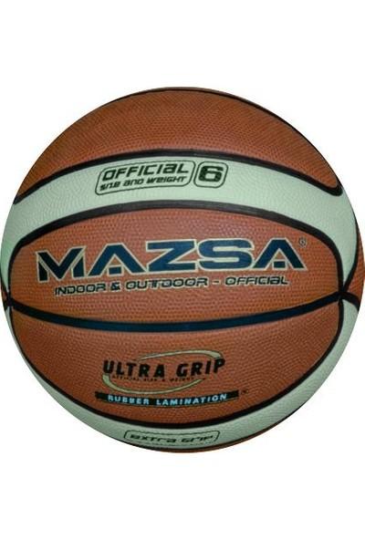 Mazsa Kauçuk Tabanlı 6 No Basketbol Topu