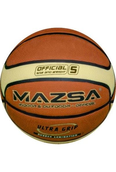Mazsa Kauçuk Tabanlı 5 No Basketbol Topu