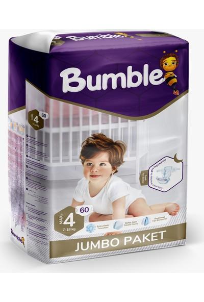 Bumble 4 Numara Bebek Bezi