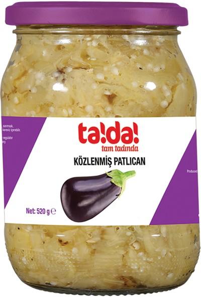 Tada Közlenmiş Patlıcan 520 gr